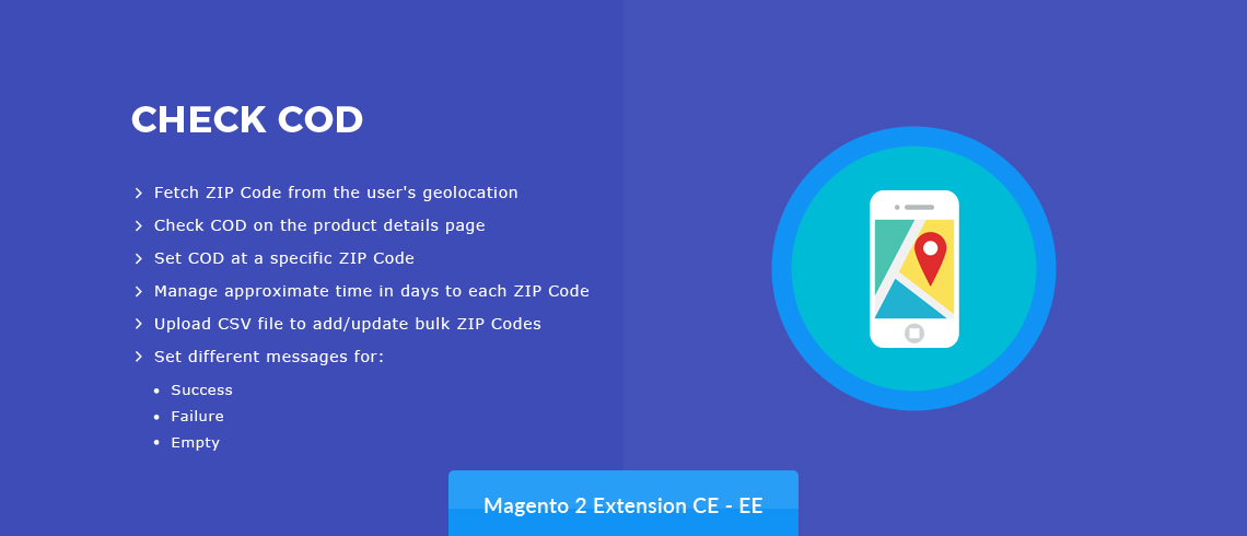Check COD By Solwin – Extension for Magento 2 | Documentation